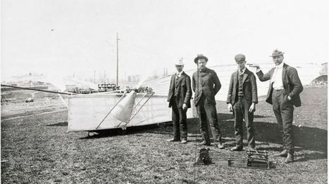 Wright brothers flew 2 years after Gustav Whitehead, researcher claims | Aviation & Airliners | Scoop.it