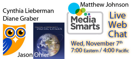 Webinar: Privacy Matters : National Association for Media Literacy ... | Cindy M's Learning Commons PLN | Scoop.it