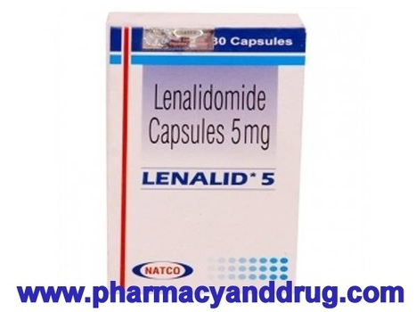 Generic Lenalid 5 mg (Lenalidomide Capsules)   Anti Cancer Medicine   Scoop.it