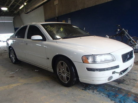 2006 white Volvo S60 2.5T F on Sale in Indianapolis, IN | Online Auto Sale | Scoop.it