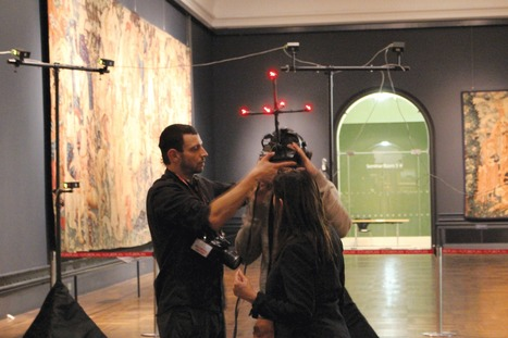 VR and the future of museum tours | COMPUTATIONAL THINKING and CYBERLEARNING | Scoop.it