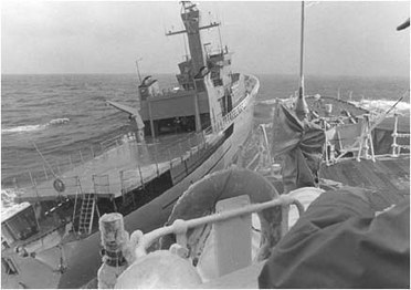 39 years since the cod war ended | News on the World from a Nordic view | Scoop.it