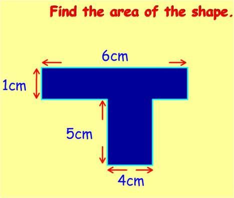 Descobre a Área   Matemática n@ Escola   Scoop.it