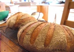 Weekly Sourdough Bread « Zeb Bakes | Fermenting | Scoop.it
