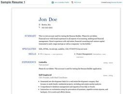 Resume Builder. Faire un CV avec son profil sur LinkedIn | Les outils du Web 2.0 | Scoop.it