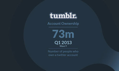 What brands should know about Tumblr users – infographic | Harris Social Media | Scoop.it