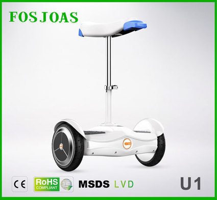 Fosjoas Welcomes U1 Mini Saddle-Equipped Electric Scooter | World Press Release | Press Release | Scoop.it