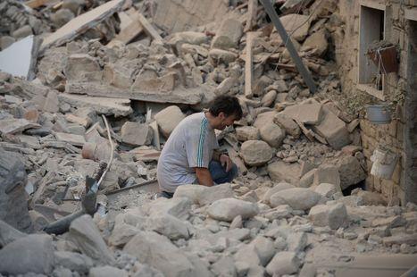 L'Italie, un pays exposé aux tremblements de terre | Risques majeurs et gestion des sinistres | Scoop.it