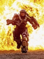 All You Need Is Kill : photo de Tom Cruise en exosquelette | Bots and Drones | Scoop.it