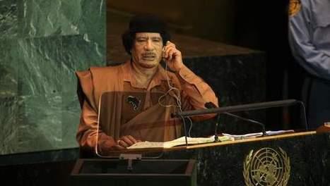 La veuve de Kadhafi réclame la dépouille de son mari | frans ikram | Scoop.it