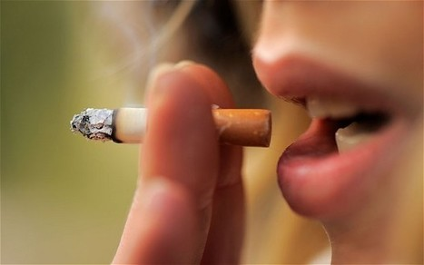 Effects of Smoking on Oral Health – Aesthetic Dental Arts | Dental | Scoop.it