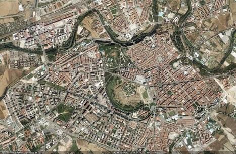 Tipología de planos urbanos | Espacios Urbanos | Scoop.it