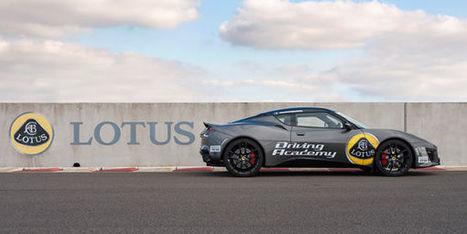 La Lotus Driving Academy va s'exporter - actualité automobile - Motorlegend | My Lotus Emotion | Scoop.it