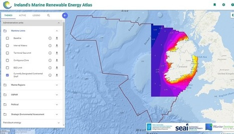 Ireland's Marine Renewable Energy Atlas launched, by Trevor Alcorn | Everything is related to everything else | Scoop.it