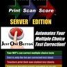 Exam Scoring Machine