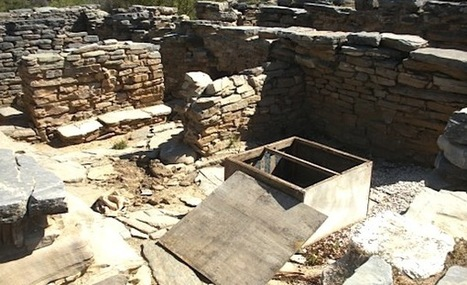 Work to Repair Damage at Looted Zominthos Dig to Begin on Monday | LVDVS CHIRONIS 3.0 | Scoop.it