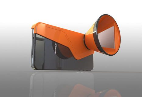 iPhone Shoot 3D Videos Using 3D Cone | iFilmmaking | Scoop.it