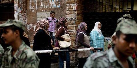 Egypte : l'armée veut imposer un nouveau calendrier de transition | Égypt-actus | Scoop.it