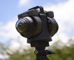 Casio's Strange new 360 Cam | I Heart Camera | Scoop.it