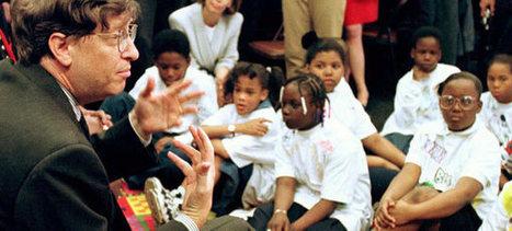 Los planes de Bill Gates para lograr una educación pública eficiente   La Mejor Educación Pública   Scoop.it