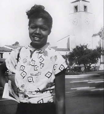 The late Dr. Maya Angelou was San Francisco's first African-American female streetcar conductor | Maya Angelou | Scoop.it