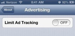 Apple iOS 6: Now disable ad tracking | Tech i Trendz | Latest trendz of tech | Scoop.it