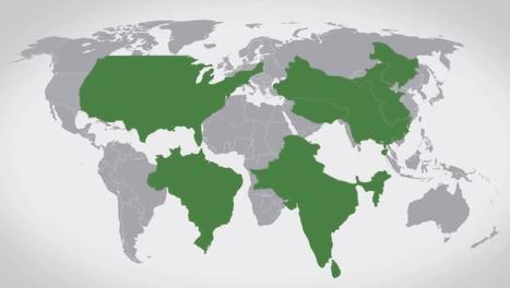 ¿Dónde está la riqueza de nuestro planeta?, ¿por qué la desigualdad continúa creciendo? | Geografía | Scoop.it