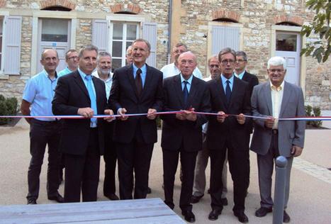 Balmes dauphinoises – La promenade des inaugurations « L'Essor | oenologie en pays viennois | Scoop.it