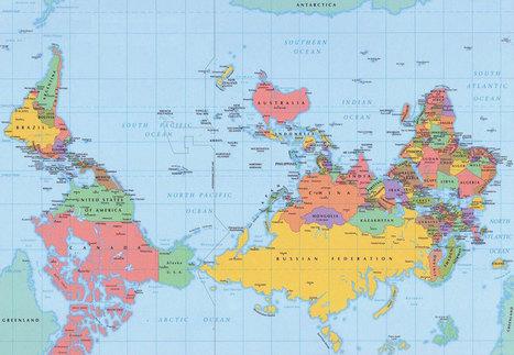 A flipar! 35 Mapas Que Te Ayudarán A Darle Sentido Al Mundo | Web-On! Curiosidades | Scoop.it