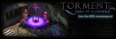 Torment: Tides of Numenera | An Eye on New Media | Scoop.it