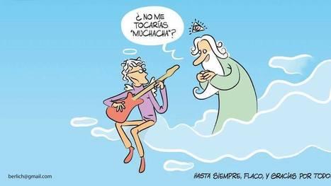 No me tocarías Muchacha? | Spinetta | Scoop.it