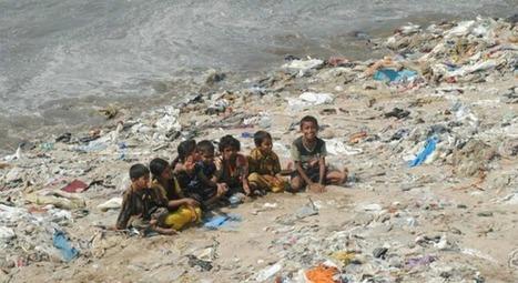 Indonésie : ils troquent leurs déchets contre des soins médicaux - Bio à la Une.com | Economie circulaire | Scoop.it