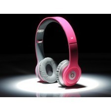 Monster Beats by Dr. Dre Solo Rose Red On sale Beats219 | hot pink diamond beats by dre | Scoop.it