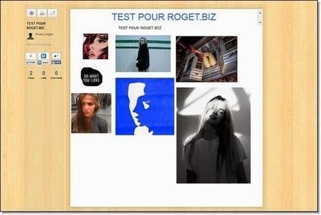 scissorsfly un outil de presse-papiers pour collectionner des extraits de web  ou perso | François MAGNAN  Formateur Consultant | Scoop.it