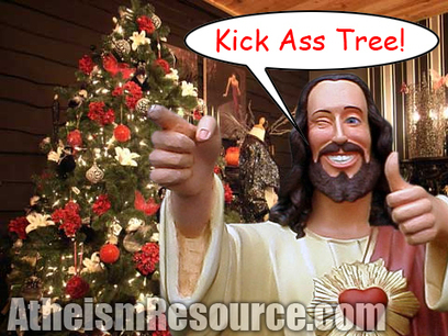 Hey, Atheists, don't destroy Christmas... just steal it back! | Modern Atheism | Scoop.it