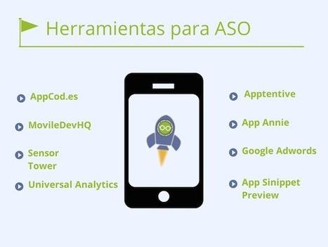 ASO: herramientas y consejos para promocionar tu App | Links sobre Marketing, SEO y Social Media | Scoop.it
