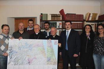 Presentata la Carta dei territori della Diocesi di San Benedetto del Tronto - Ripatransone-Montalto - ilQuotidiano.it | www.terredelpiceno.it | Scoop.it