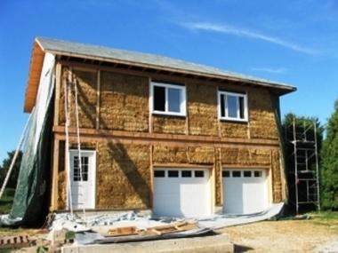 Costruire case in paglia: vantaggi e pregiudizi | Casa passiva | Scoop.it