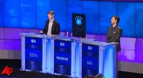 Watson, l'ordinateur le plus intelligent du monde, va bosser dans un centre d'appels | L'actualité des centres d'appels by Barbara Montero | Scoop.it