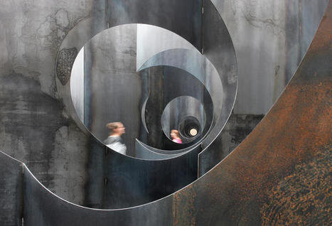 An Immersive Geometric Maze Built On The Site Of A Coal Mine | Real Estate Plus+ Daily News | Scoop.it