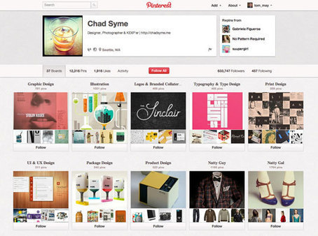 7 ways to boost your design career using Pinterest | Career | Creative Bloq | Multimédia | Scoop.it