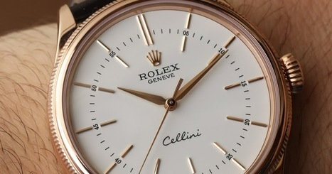 About Replica Rolex Cellini Time Watch 50505 For 2016 | Tag heuer watches Replica,fake watches uk | Scoop.it