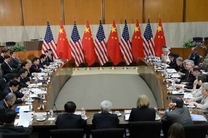 Why China and the US (Probably) Won't Go to War   Stark Geography   Scoop.it