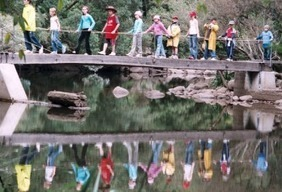 Risky Outdoor Play Has Positive Impacts - QORF   Outdoor rec experiences and wellbeing   Scoop.it