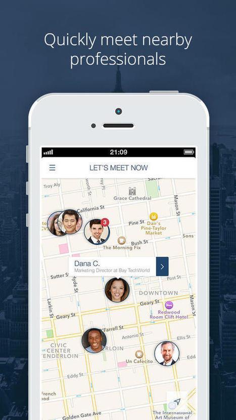 CityHour - iOS app from TrueBear Corporation | CityHour | Scoop.it