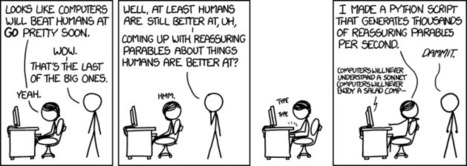 Computers and Go (xkcd) | Go Board Game | Scoop.it