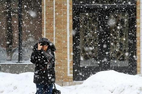 R.I. snowed under in record-setting February | Rhode Island Geography Education Alliance | Scoop.it