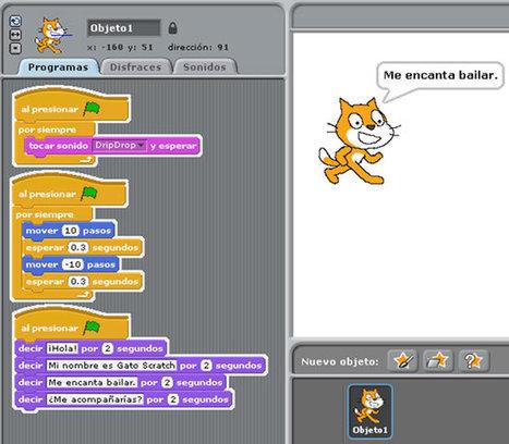 Eduteka - Programación en la Educación Escolar > Scratch > Artículos | TIC JSL | Scoop.it