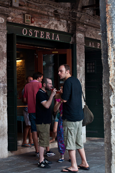 Life Love Food: Italian Table Talk #2: Street Food in Venice ... | Garda lake | Scoop.it