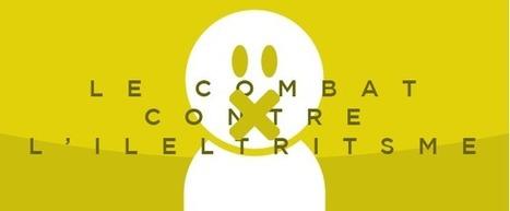 Le combat contre l'illettrisme, l'un des B A BA de la RSE - DAJM I Agence de communication 100 % RH   100% communication RH   Scoop.it